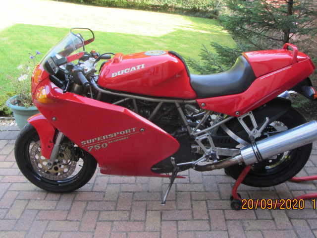Ducati 750SS (1993) For Sale 1