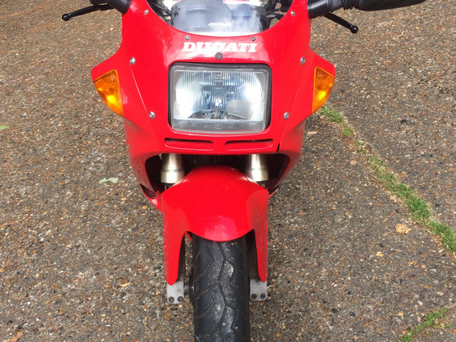Ducati 600 supersport for sale 3