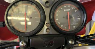 2001 Ducati Monster S4 low milage
