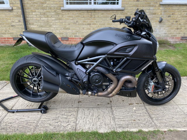 DUCATI DIAVEL 1200 ABS 0
