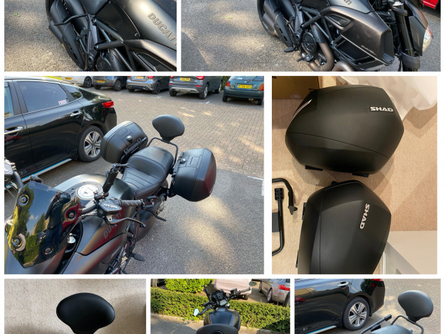 DUCATI DIAVEL 1200 ABS 7