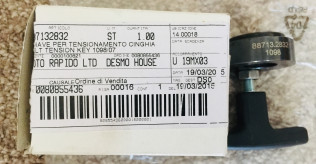887132832 - Ducati Belt Tension Key (1098)