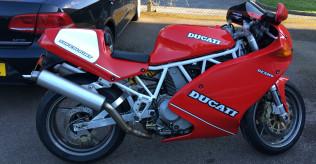 Ducati 900 Superlight - Mk1
