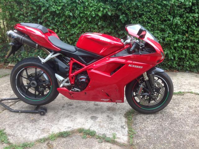 Ducati 1098 0