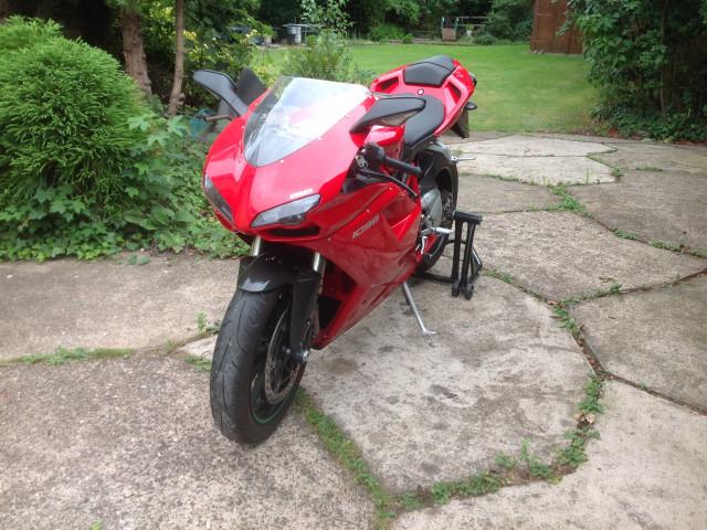 Ducati 1098 1