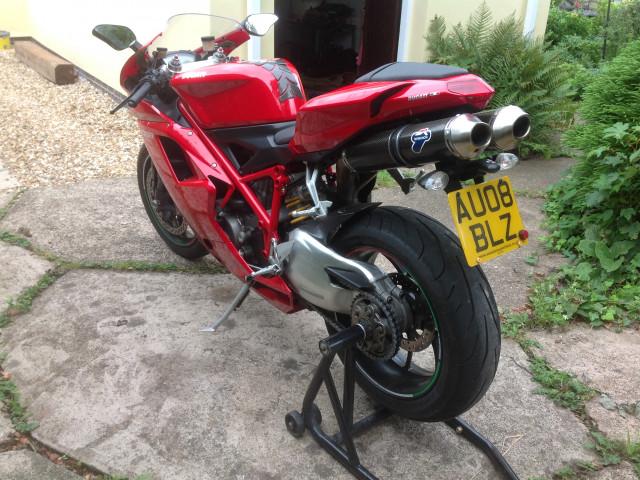 Ducati 1098 3