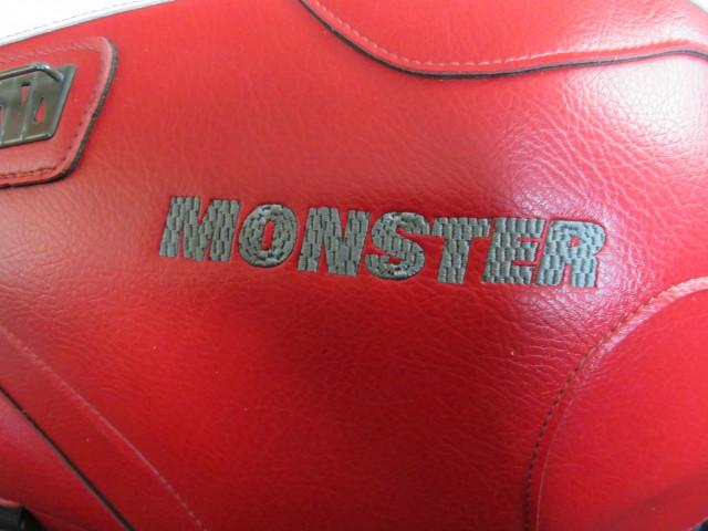 Monster Bagster tank cover 2