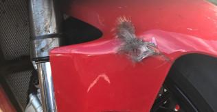 Panigale V4 Front Fender (Red)