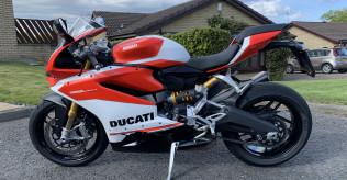 Ducati Panigale 959 Corse 2018