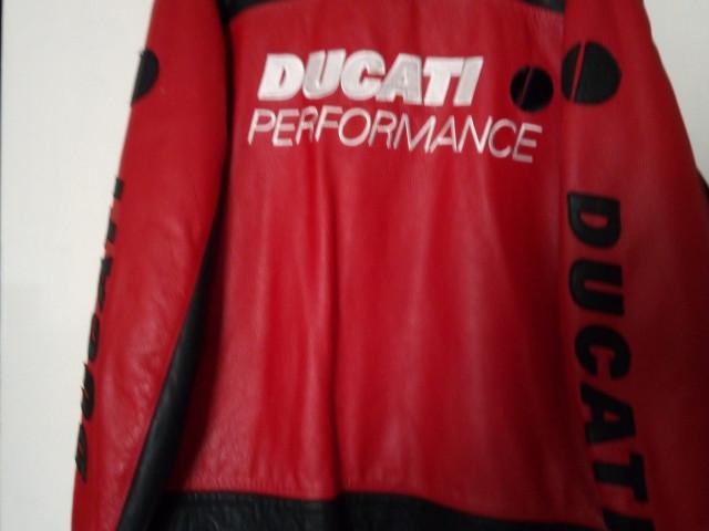 Ducati leather jacket 1