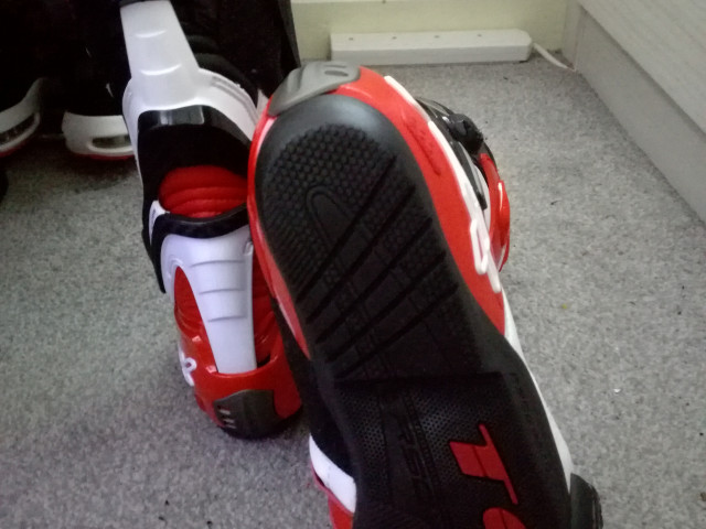 Ducati TCX racing boots brand new size 9 CE approved. 2