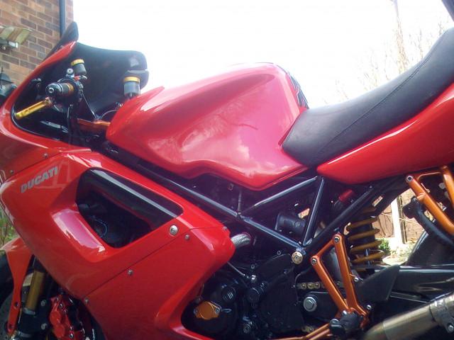 Ducati st4 0