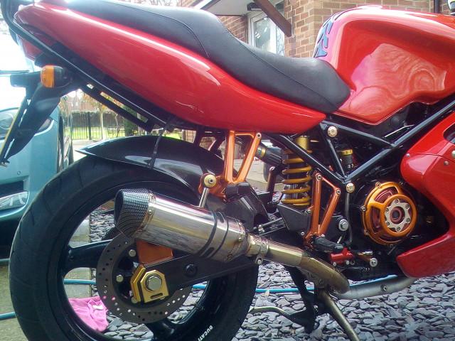 Ducati st4 1