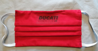 Face masks Ducati Owners Club GB