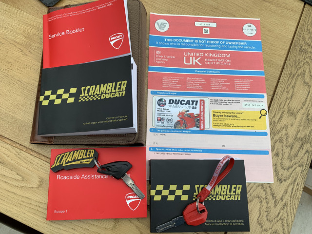 Scrambler Cafe Racer with Termignoni 7