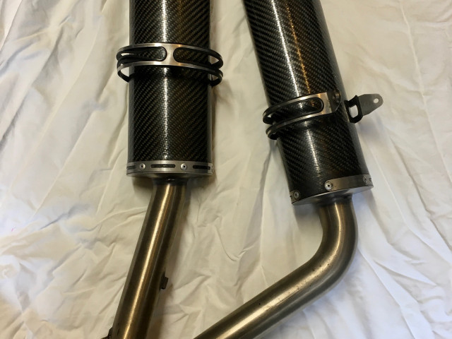 Termignoni 50mm Carbon Fibre 3