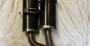 Termignoni 50mm Carbon Fibre