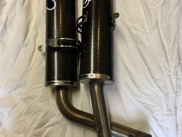 Termignoni 50mm Carbon Fibre 0
