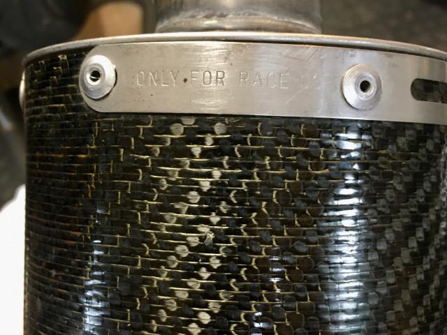 Termignoni 50mm Carbon Fibre 5