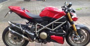 Ducati Streetfighter 1098s, 2011.