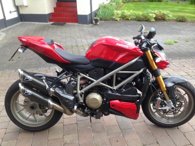 Ducati Streetfighter 1098s, 2011. 0