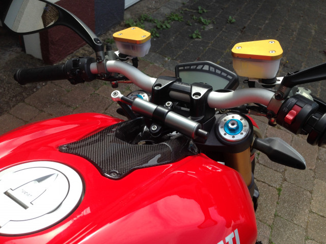 Ducati Streetfighter 1098s, 2011. 3