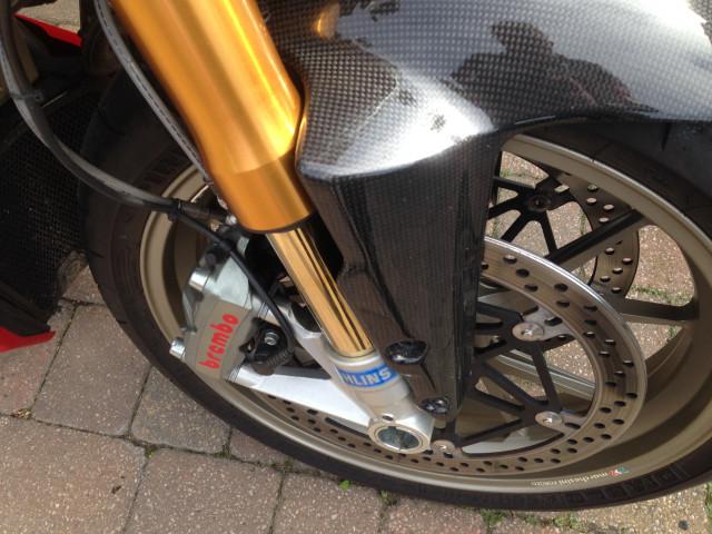 Ducati Streetfighter 1098s, 2011. 5