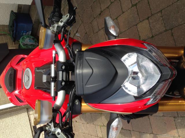 Ducati Streetfighter 1098s, 2011. 6