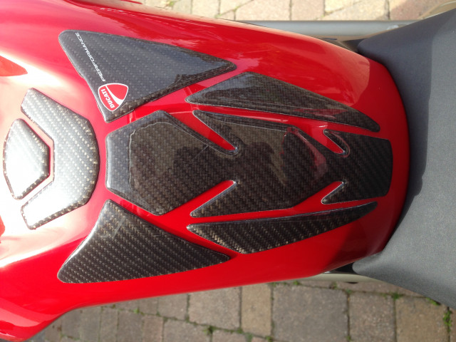 Ducati Streetfighter 1098s, 2011. 9