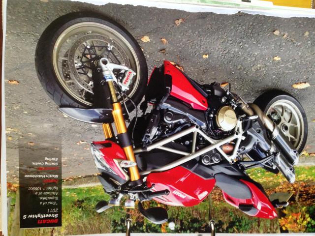 Ducati Streetfighter 1098s, 2011. 8