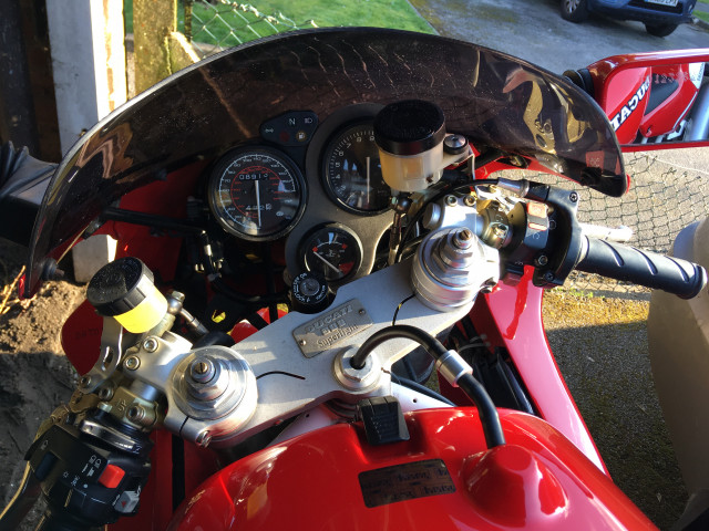 Ducati 900 Superlight - Mk1 6