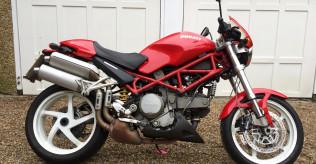Ducati Monster S2R 803cc