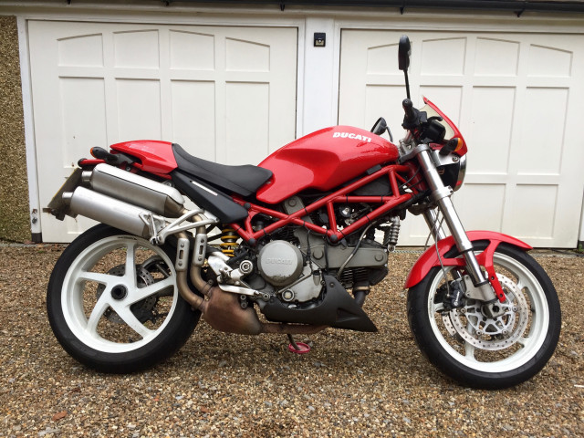 Ducati Monster S2R 803cc 0