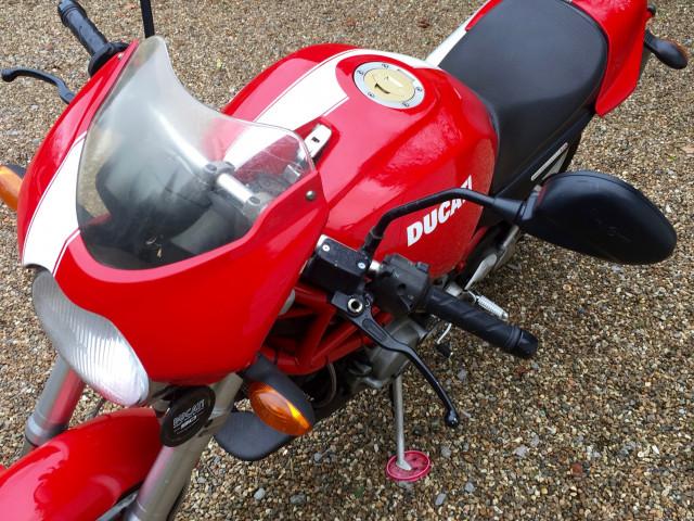 Ducati Monster S2R 803cc 2