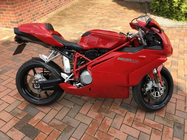2006 Ducati 999 Biposto 0