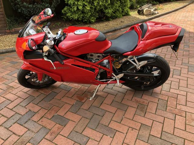 2006 Ducati 999 Biposto 6