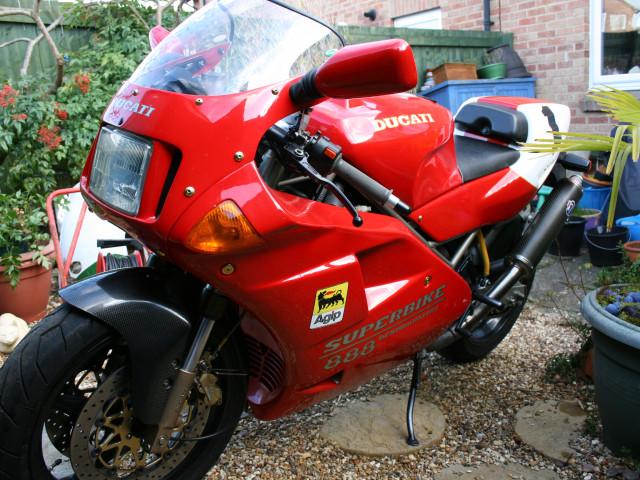 Ducati 888SP5 5