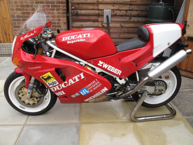 Ducati 888 1993 1