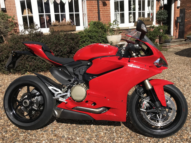 Panigale 1299 - 2017 0