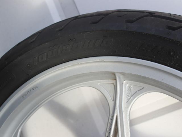"Pair of Oscam Cagiva/Ducati bevel 2.15"" x 18"" wheels 4"