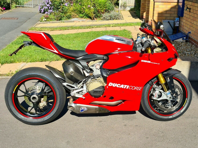 Ducati 1199R Panigale 2014 for sale 0
