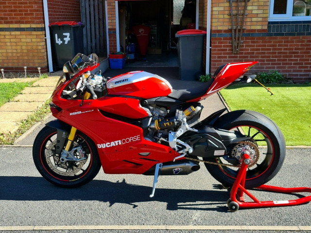 Ducati 1199R Panigale 2014 for sale 1