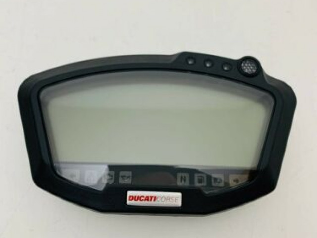 Ducati 848,1098, 1198 Dashboard- U/S Parts Only 0