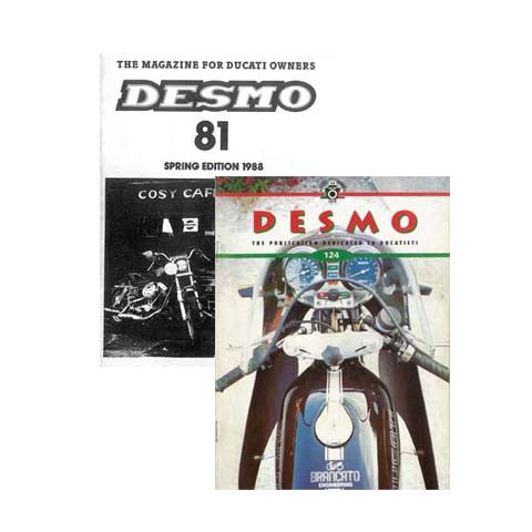 Desmo back issues 81-124 now online