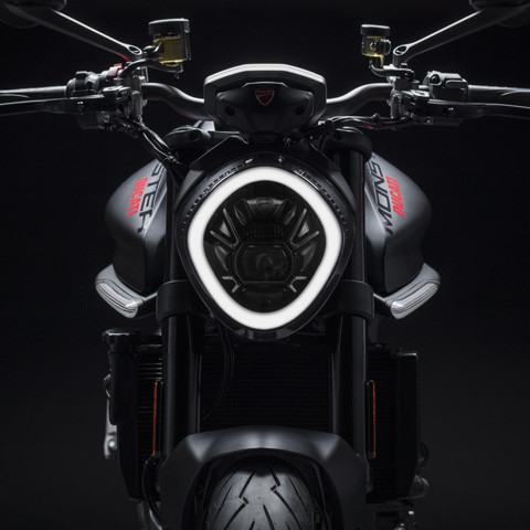 Ducati presents the new Monster