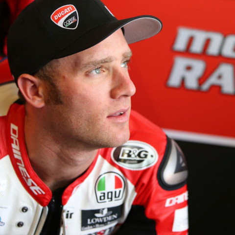 Tommy Bridewell is confirmed as Ducati Glasgow's Celebrity Guest of Honour at BSB!