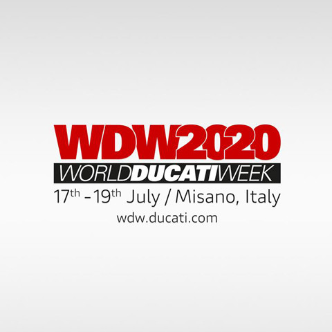 World Ducati Week is back! WDW2020