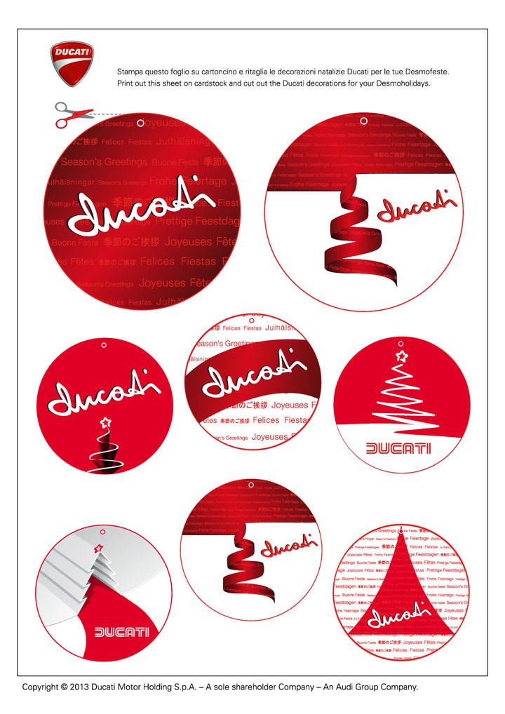 Ducati decoration 002