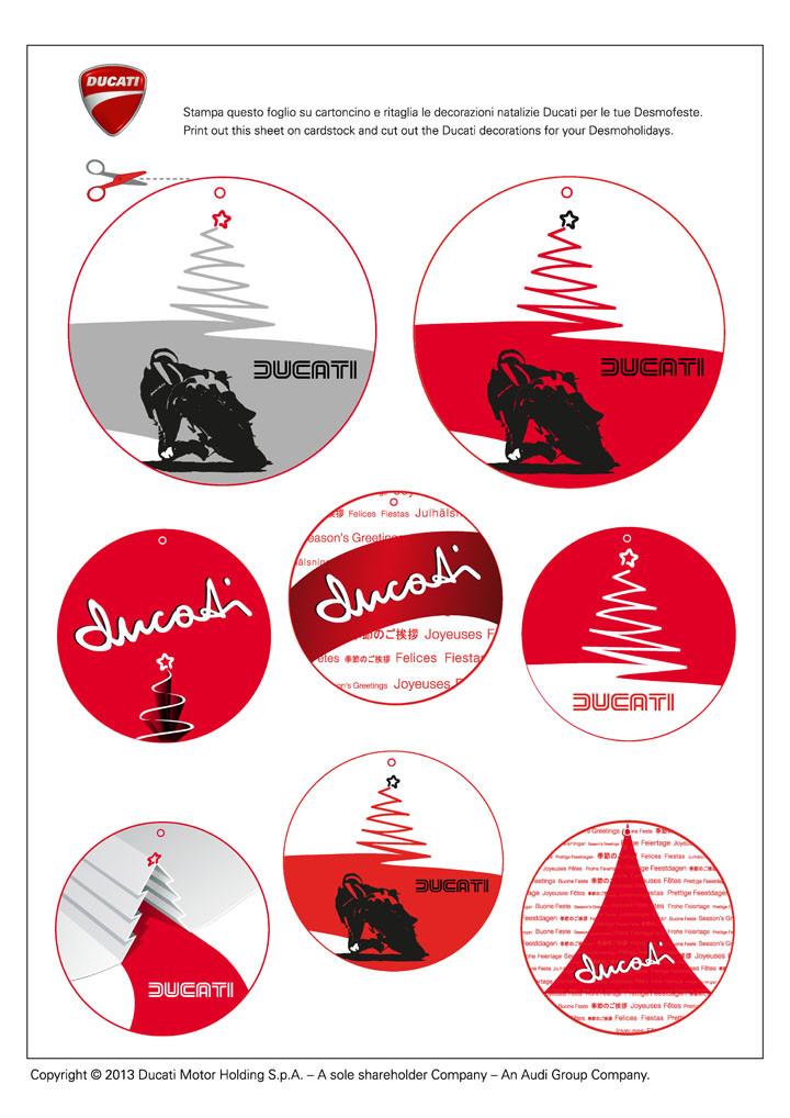 Ducati decorations 003