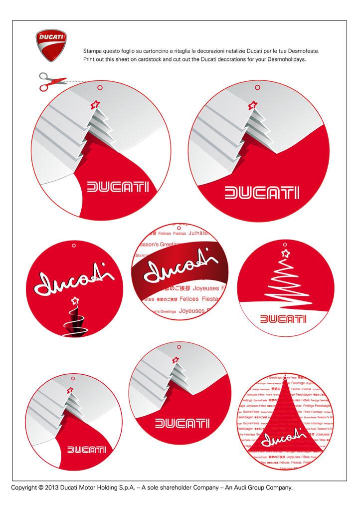 Ducati decorations 004